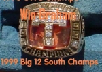 1999 Big 12 South Champs